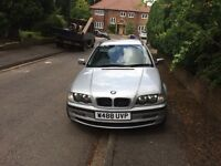 Bmw 320d se touring manual.. Will swap for a van