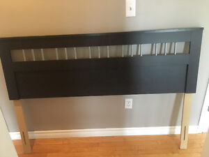 Dark brown Headboard