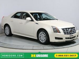 2013 Cadillac CTS Luxury AWD CUIR MAGS BLUETOOTH