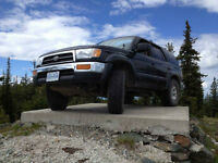 1996 Toyota 4Runner Limited... Trade for 4x4 truck (Tacoma?)