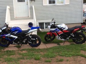 FOR SALE: Sport Bikes and Dirt bikes