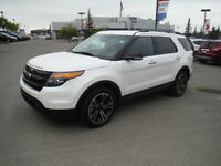 2014 Ford Explorer Sport SUV, Crossover