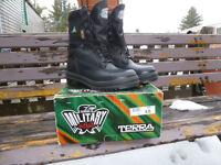 Work Boots Terra Military Wildsider Originals