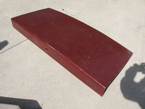 1971 1972 73 MUSTANG Trunk Lid Coupe / Convertible   NICE !!!