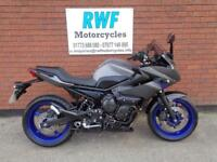 Yamaha XJ6 DIVERSION, 2013, ONLY 2 OWNERS & 5,090 MILES WITH FSH, LONG MOT