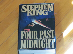 STEPHEN KING  **  4 PAST MIDNIGHT/ littérature anglaise
