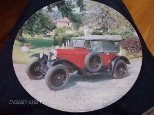 collectable car plates