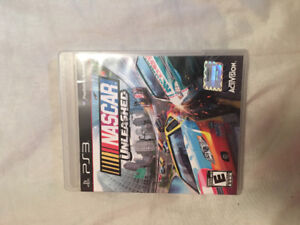 NASCAR Unleashed PS3 Game