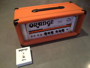 Orange TH30 Head - 30W 2 canals - avec footswitch