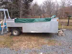Heavy duty trailer $2500 obo