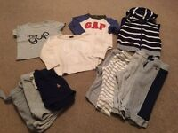 Boys 6-12 months Bundle