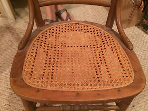 Antique chairs and rocker for sale Stratford Kitchener Area image 5