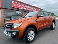 2015 Ford Ranger Pick Up Double Cab Wildtrak 3.2 TDCi 200 Auto NO VAT TO ADD Pic