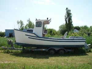 """Mahone Bay NS"" 20ft Cape Islander and Trailer"
