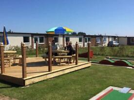 Cheap Static Caravan for Sale on Family Holiday Park in Suffolk