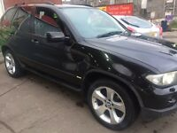 BMW X5 facelift 3d 113k May px £5000