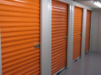 Affordable Self Storage at The Moving Box