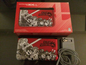 Console Nintendo 3DS XL édition Super Smash Bros