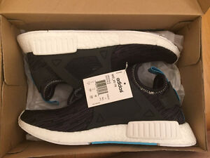 Adidas NMD_XR1 Glitch Utility Black - DS Size 11.5