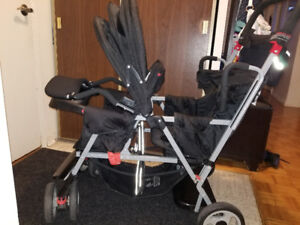 Joovy Caboose Stand-On Stroller