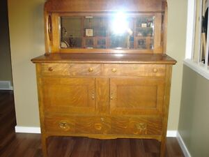 ANTIQUE SIDEBOARD - REDUCED!