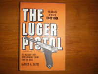 The Luger Pistol Its History & Development 1893 -1945 Fred Datig