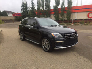 2012 Mercedes-Benz M-Class ML 63 AMG SUV, *MINT CONDITION*