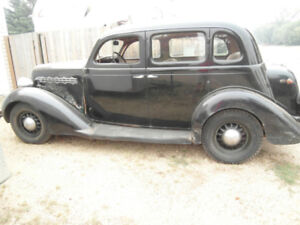 Rare 1935 Plymouth PJ for sale