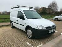 2010 Vauxhall Combo 1700 1.7CDTi 16V Van [75PS] CAR DERIVED VAN Diesel Manual