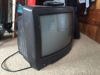 14 inch Old Style TV