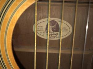 Guitare acoustique flat top Epiphone