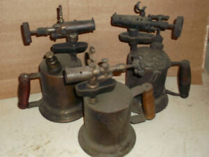 Antique blow torches Cornwall Ontario image 1