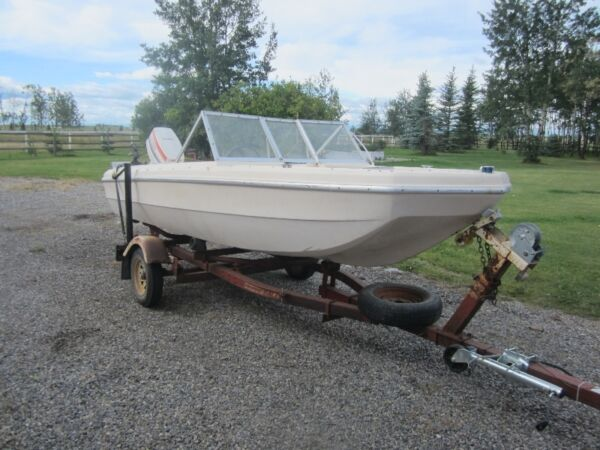 Used 1980 Peterborough/Alcan four seater
