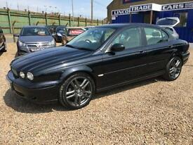 2006 JAGUAR X TYPE FSH LOVLEY LOOKING JAG JUST SERVICED AND MOTandapos;D