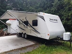 Trail Sport by R-Vision 2012, 22 foot Travel Trailer