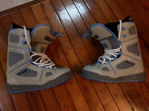 Womens Snowboards Boots