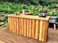Rent Rustic Bar for Your Wedding or Event
