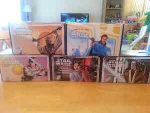 BRAND NEW LIMITED EDITION STAR WARS MODELS West Island Greater Montréal image 2