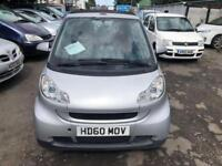 Smart fortwo 0.8cdi ( 54bhp ) Softouch 2011 MY Passion
