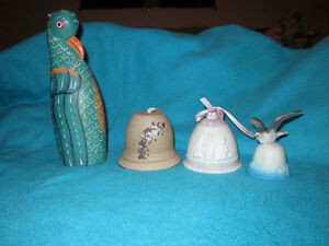 "Collection Vintage de cloches 1970's 1980""s Gatineau Ottawa / Gatineau Area image 6"