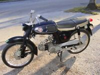 Looking for Honda sport cub 65