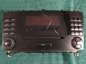 2005 2006 Mercedes BENZ C Class C230 C240 C280 C320 C350 C55 Radio CD Changer