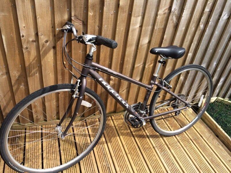 Ladies Ridgeback Comet Hybrid Bike In Westbury On Trym Bristol