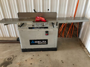 "8"" long bed Jointer Planer"