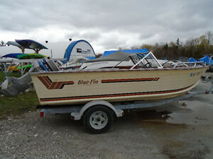1982 BLUEFIN BOAT FOR SALE