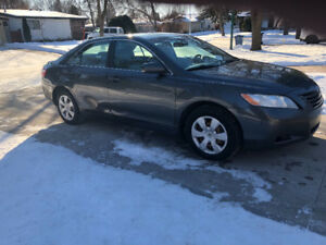 2009 Toyota Camry Sedan (SAFETIED) $4,300 Taxes Included