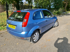 Ford fiesta 1.3 petrol good condition drives very well. CHEAP INSURANC