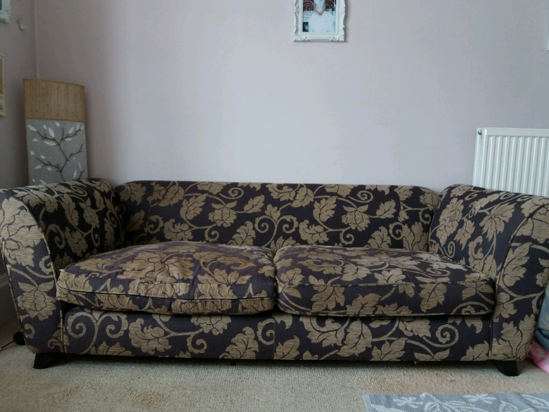 FREE** Large 4 seater & 3 seater sofas | in Bridge Of Weir ...