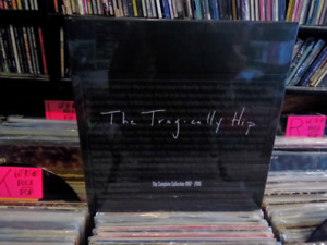 TRAGICALLY HIP   THE COMPLETE COLLECTION 1987 - 2016 VINYL BOX S