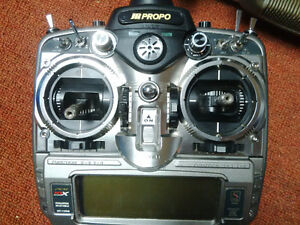 JR Pro Airplane/Heli Radio - 10X Kitchener / Waterloo Kitchener Area image 3